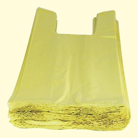 Sacola plástica 40x50cm premium reciclada - 3Kg Fdo