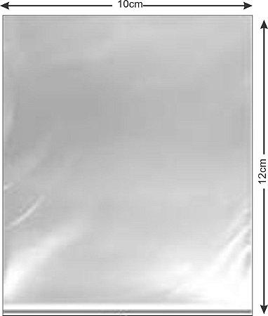 Saco PP cristal 10x12x0,05 c/1000