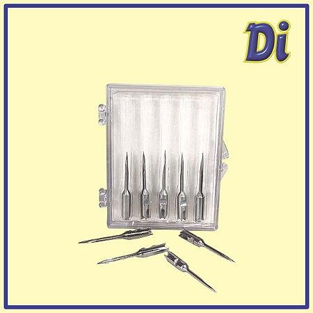 Agulha para aplicador de pino N2-F - Kit com 5 unidades