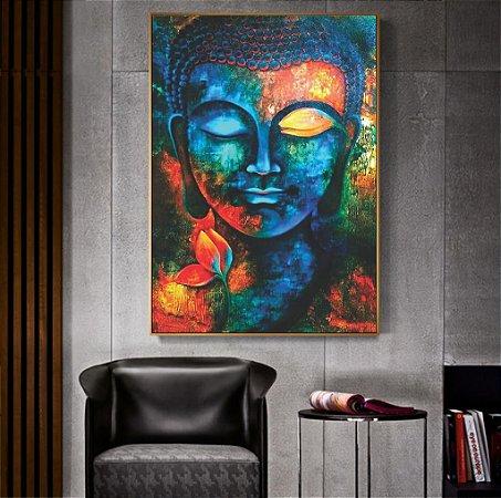 Quadro Decorativo TGG 100X150 - BUDA