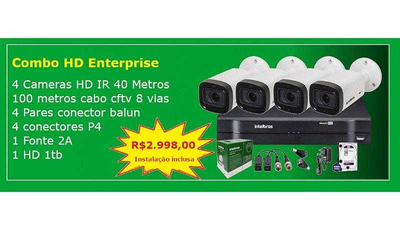 Combo HD Enterprise