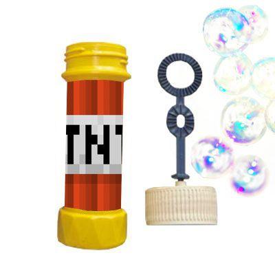 Bolha de Sabão para Lembrancinha TNT- 1 un