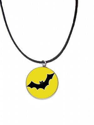 Colar para Lembrancinha Morcego