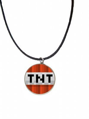 Colar para Lembrancinha TNT