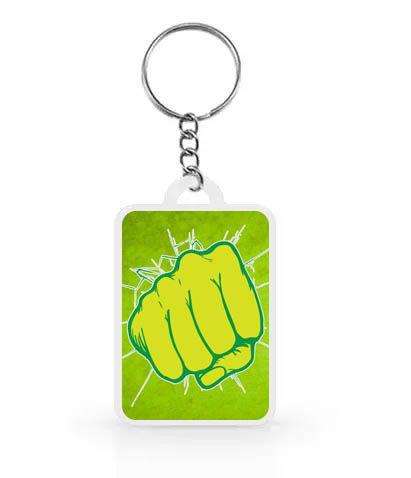 Chaveiro para Lembrancinhas Soco Verde