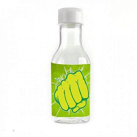 Garrafinha para Lembrancinha Soco Verde - 1 un
