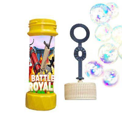 Bolha de Sabão para Lembrancinha Battle Royale - 1 un