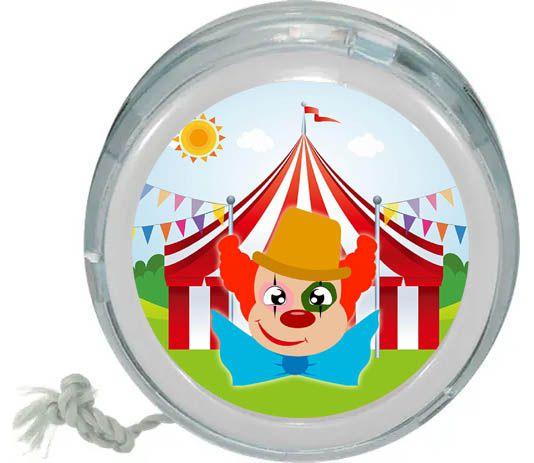 Ioiô para Lembrancinha Circo - 1 un