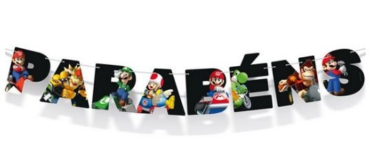 Faixa Mario Kart