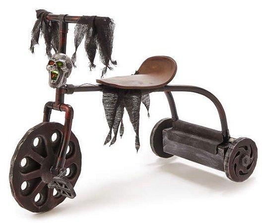 Triciclo com Luz, Som e Movimento