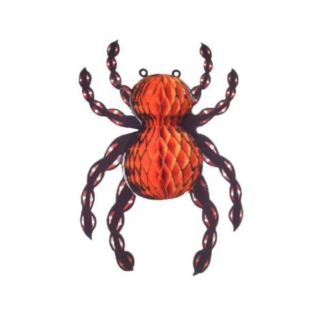 Enfeite de Papel Aranha