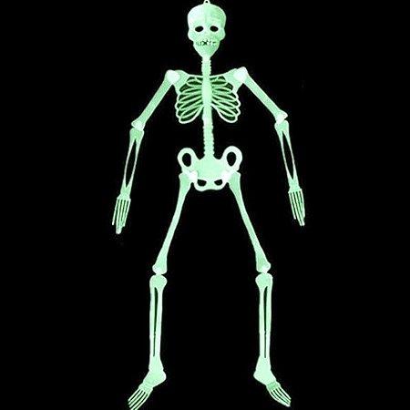 Esqueleto Fluorescente 90 cm