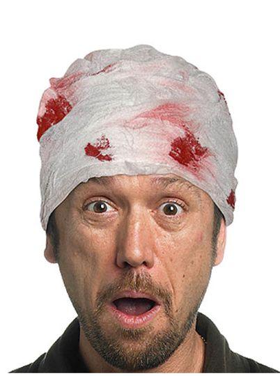 Faixa Bandagem para Cabeça Halloween