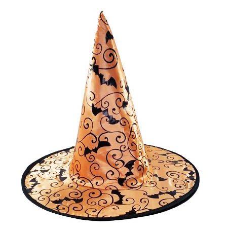 Chapéu de Bruxa Morcegos