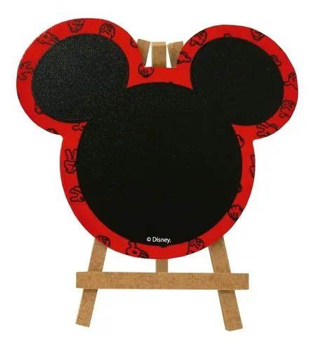 Mini Lousa MDF Mickey