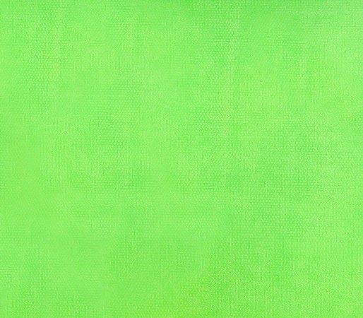TNT Estampado Verde Neon  - 1 metro