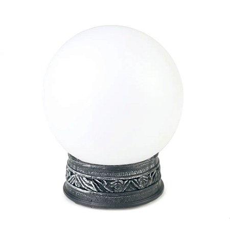 Bola de Cristal Luz e Som