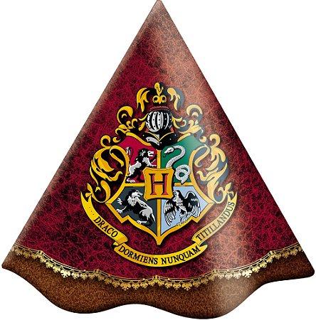 Chapéu de Festa Harry Potter - 8 unidades