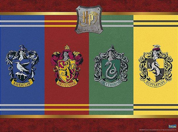 Painel TNT Temático Harry Potter