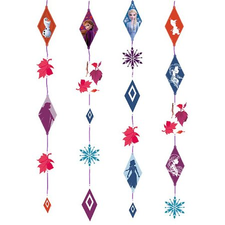 Cortina Decorativa Frozen