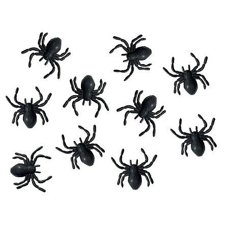 Mini Aranhas - 20 unidades
