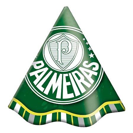 Chapéu de Festa Palmeiras - 8 unidades