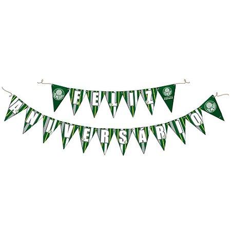 Faixa Decorativa Palmeiras