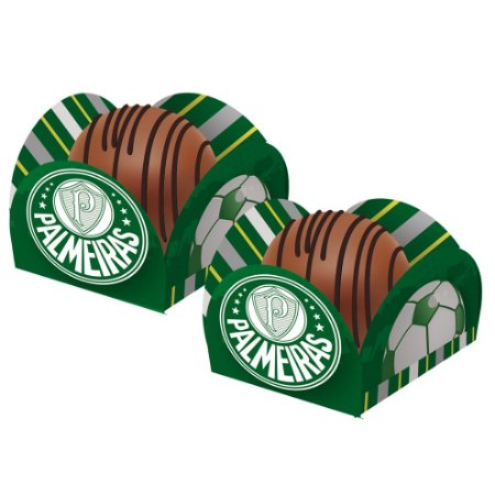 Porta Forminha para Doces Palmeiras - 40 unidades