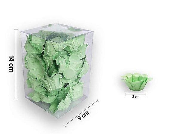 Forminha Florença Verde- 40 unidades