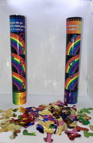 Lança Confete Despedida de Solteiro