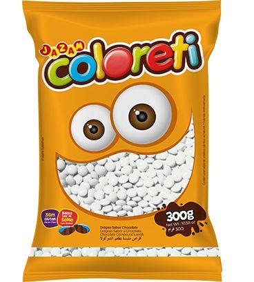 Coloreti Branco 300 gramas