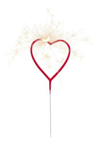 Vela Cometa Coração