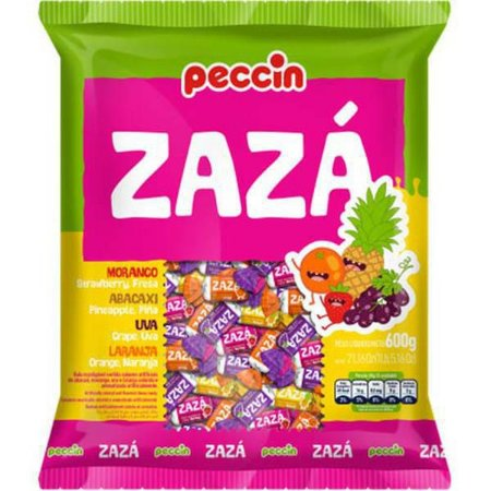 Bala Zazá 400 gramas