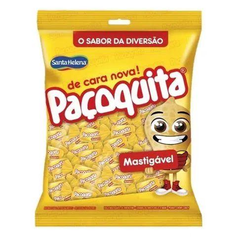 Bala Paçoquita 600 gramas