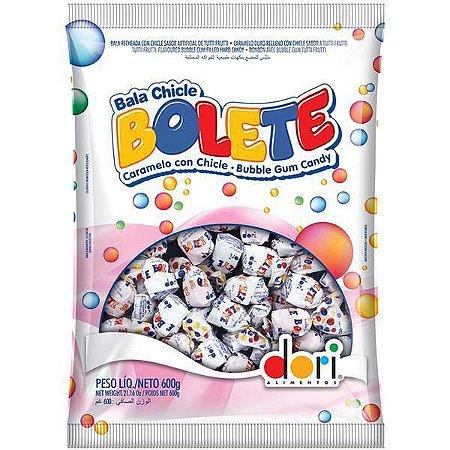 Bala Chicle Bolete 600 gramas