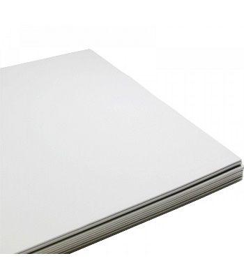 Placa de EVA Lisa Branco - 1 unidade