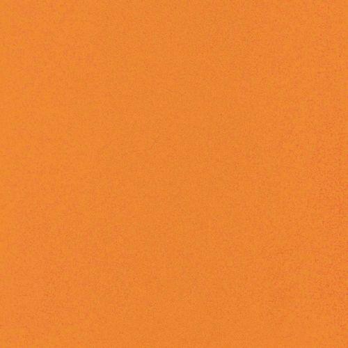 Placa de EVA Lisa Laranja - 1 unidade