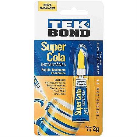 Cola Instantânea TekBond 2g