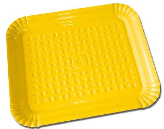 Bandeja Amarela 30 cm