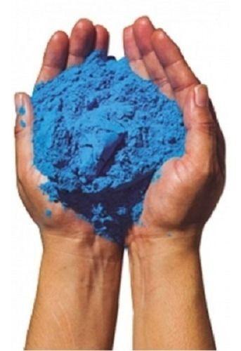 Pó Colorido Azul