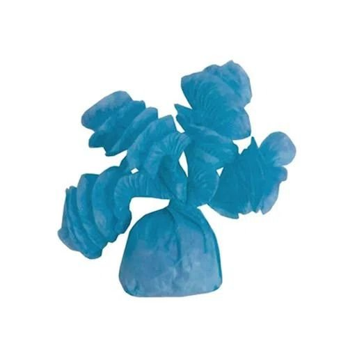 Papel para Bala Azul Claro Rococó - 40 unidades