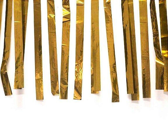 Varal de Fitas Dourado - 10 metros