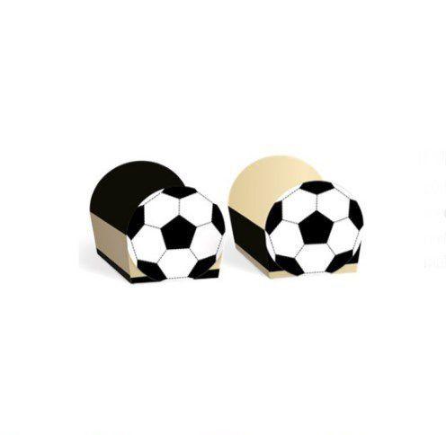 Porta Forminha Futebol - 24 unidades