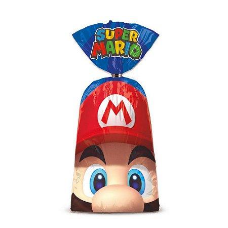 Sacola Surpresa Super Mario Bros - 8 unidades