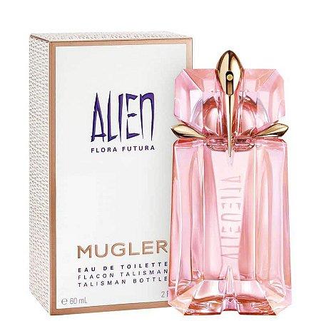 Alien Flora Futura Mugler Eau de Toilette - Perfume Feminino 60ml