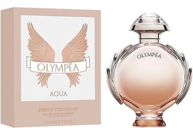 Olympéa Aqua Paco Rabanne Eau de Parfum - Perfume Feminino 80ml