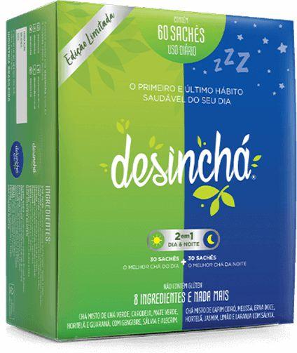 Desinchá Misto (Dia & Noite) - 60 Sachês