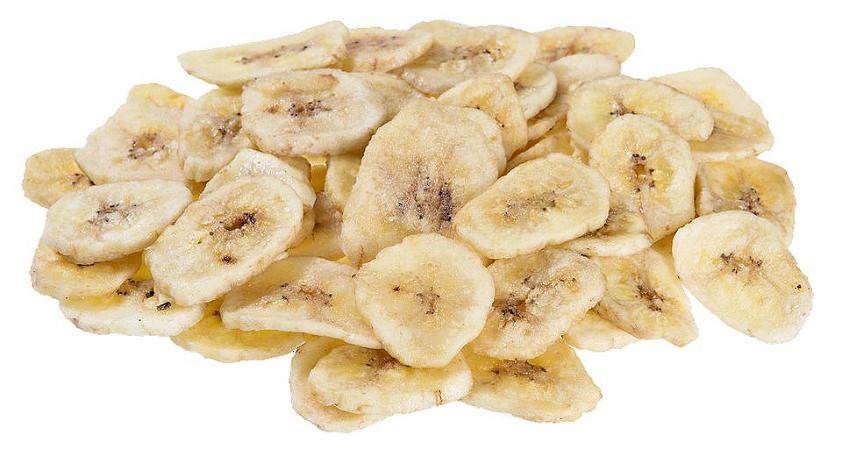 Banana Chips - Rei das Castanhas