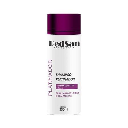 Shampoo Platinador 250ml
