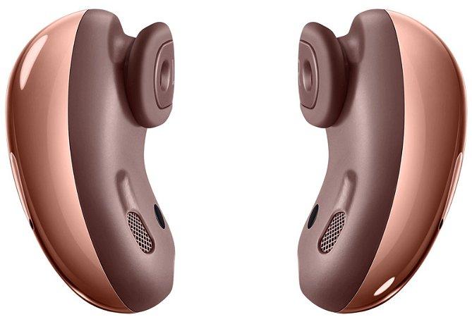 fone de ouvido bluetooth -  Samsung Galaxy Buds Live SM-R180